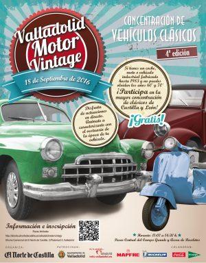 ValladolidMotor Vintage2016